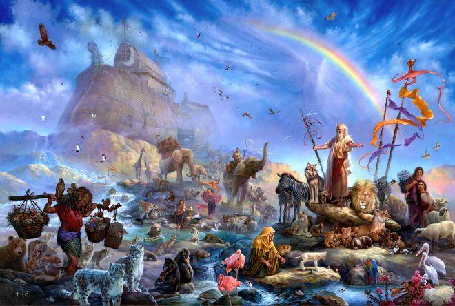 Parashah 2 Noah